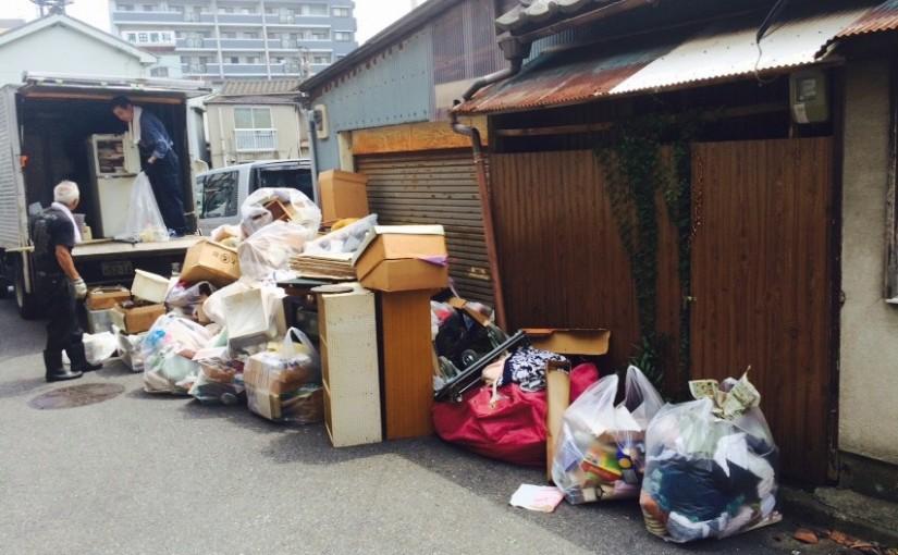 福岡市早良区 不用品回収