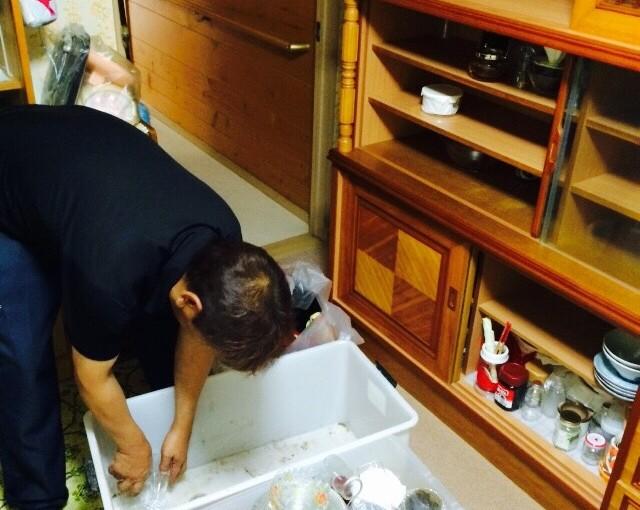 福岡県東区和白 不用品回収